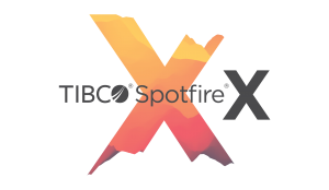 TIBCO Spotfire X Logo